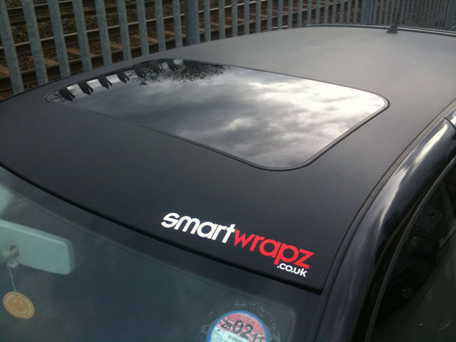 Vehicle Gallery Carbon Fibre Roof With Sunroof